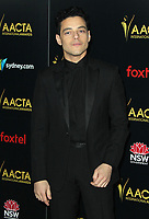 04 January 2019 - Los Angeles, California - Rami Malek. 8th AACTA International Awards hosted by the Australian Academy held at SKYBAR at Mondrian Los Angeles.        <br /> CAP/ADM<br /> &copy;ADM/Capital Pictures