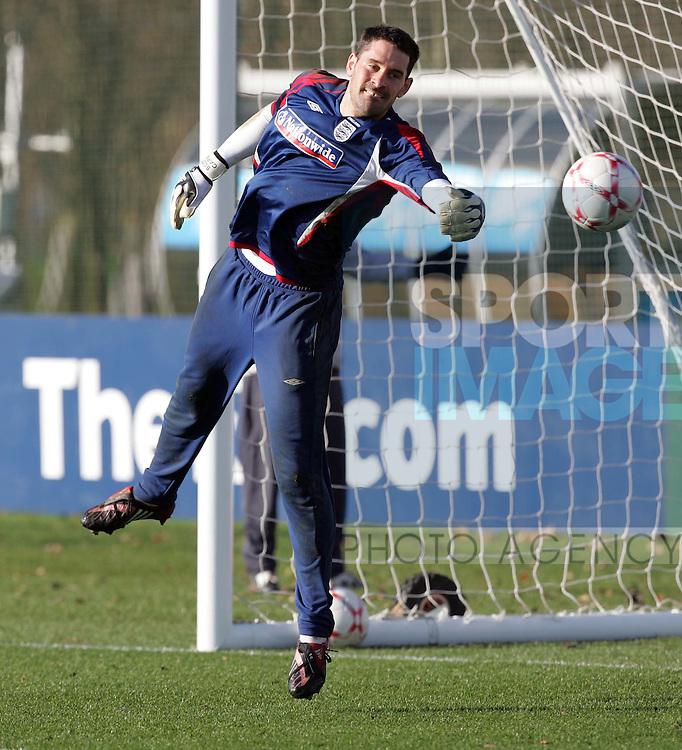England's Scott Carson