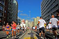 Prova de Meia Maratona Internacional de SP. Sao Paulo. 2015. Foto de Lineu Kohatsu.