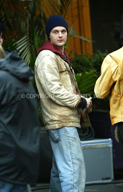 "WWW.ACEPIXS.COM . . . . .  ....November 29 2005, New York City........MICHAEL PITT, STEVE BUSCEMI....""DELIRIOUS"" is currently filming on the streets of New York City. Directed by Tom DiCillo, the movie follows a paparazzi photographer (Steve Buscemi) who befriends a homelss man (Michael Pitt). Pitt's character becomes involved with a pop star played by Alison Lohman and the relationship between the three begins to unravel.....Please byline: JENNIFER L GONZELES - ACEPIXS.COM.... *** ***..Ace Pictures, Inc:  ..Philip Vaughan (212) 243-8787 or (646) 769 0430..e-mail: info@acepixs.com..web: http://www.acepixs.com"