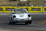 Kohler International Challenge with Brian Redman, 2006<br /> <br /> Bradley Hoyt's 1967 Porsche 911S lifts a wheel in turn 5.<br /> <br /> Please contact me for full-size images.<br /> <br /> For non-editorial usage, releases are the responsibility of the licensee.
