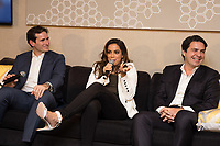 SAO PAULO, SP, 06.08.2018 - COLETIVA DE IMPRENSA - <br /> A cantora Anitta lan&ccedil;a a Promo&ccedil;&atilde;o &quot;Girou, Ligou Ganhou&quot; da marca Renault em conjunto com o Mc Donalds na manh&atilde; desta segunda-feira, 06 do Hotel Thivoli Monfarrej, na regi&atilde;o dos Jardins, em S&atilde;o Paulo (Foto: Ci&ccedil;a Neder/Brazil Photo Press)