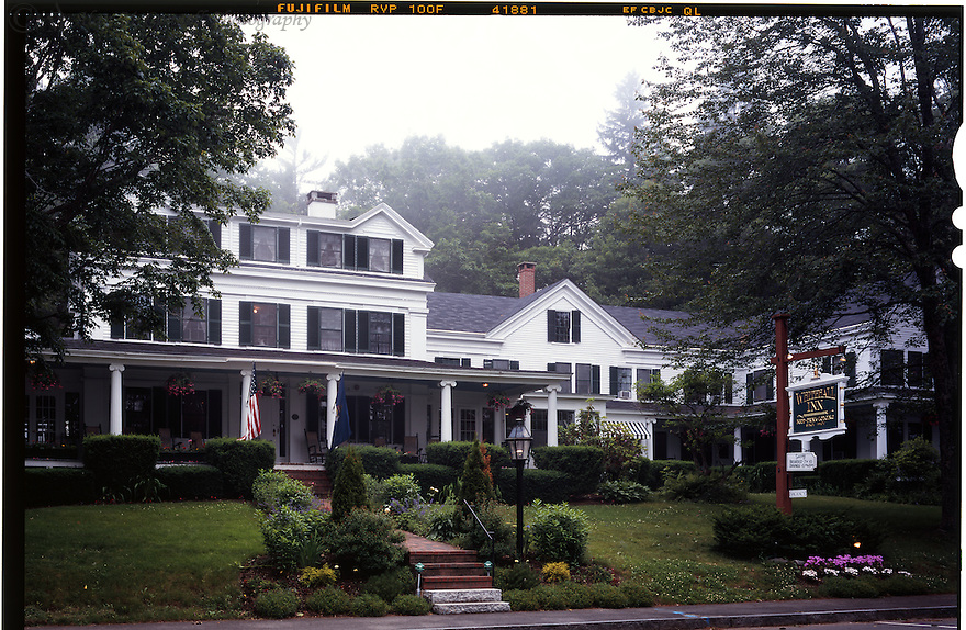 """The White Hall Inn""<br />