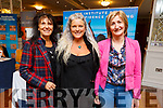 Loz Anne McCarthy, Astrid Longhurst and Mary Kennelly attending at the Live Your Best Life! Mind, Body, Soul EXPO in the Rose Hotel on Sunday.
