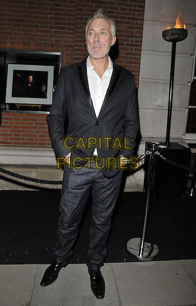 LONDON, ENGLAND - MARCH 04: Martin Kemp attends George Michael's 6th studio album Symphonica launch party, Hamiltons Gallery, Carlos Place, on Tuesday March 04, 2014 in London, England, UK.<br /> CAP/CAN<br /> &copy;Can Nguyen/Capital Pictures