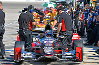9-10 July, 2016 Newton, Iowa USA<br /> Graham Rahal (#15)<br /> &copy;2016, F. Peirce Williams