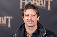"Manu Baqueiro attends ""The Hobbit: An Unexpected Journey"" premiere at the Callao cinema- Madrid."