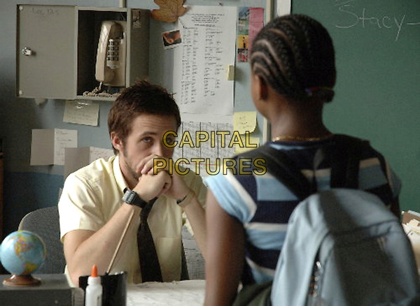 RYAN GOSLING & SHAREEKA EPPS.in Half Nelson.*Editorial Use Only*.www.capitalpictures.com.sales@capitalpictures.com.Supplied by Capital Pictures.
