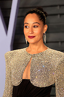 LOS ANGELES - MAR 4:  Tracee Ellis Ross at the 24th Vanity Fair Oscar After-Party at the Wallis Annenberg Center for the Performing Arts on March 4, 2018 in Beverly Hills, CA