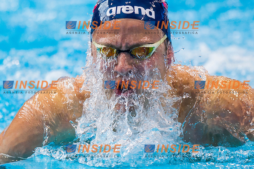 BRATHEN Joergen NOR<br /> London, Queen Elizabeth II Olympic Park Pool <br /> LEN 2016 European Aquatics Elite Championships <br /> Swimming<br /> Men's 100m breaststroke preliminary <br /> Day 08 16-05-2016<br /> Photo Giorgio Perottino/Deepbluemedia/Insidefoto