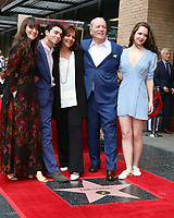 LOS ANGELES - MAY 15:  Amanda Corday, Teddy Corday, Sherry Corday, Ken Corday, Kimberly Corday at the Ken Corday Star Ceremony on the Hollywood Walk of Fame on May 15, 2017 in Los Angeles, CA