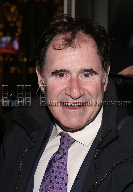 "Richard Kind attends the Broadway Opening Night performance of Roundabout Theatre Production  of ""The Price"" at the American Airlines TheatreTheatre on March 16, 2017 in New York City."