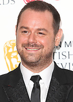 Danny Dyer at the Virgin Media BAFTA Television Awards 2019 - Press Room at The Royal Festival Hall, London on May 12th 2019<br /> CAP/ROS<br /> ©ROS/Capital Pictures