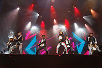 Pictured: Hailee Steinfed. Sunday 27 May 2018<br /> Re: BBC Radio 1 Biggest Weekend at Singleton Park in Swansea, Wales, UK.