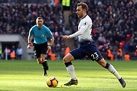 Christian Eriksen of Tottenham Hotspur during Tottenham Hotspur vs Newcastle United, Premier League Football at Wembley Stadium on 2nd February 2019