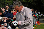 Ryder Cup..Darren Clarke signs autographs at the above..Photo: Eoin Clarke/ Newsfile.