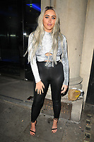 Marnie Simpson at the In The Style TOTES OVER IT Valentine's Party, Libertine, Winsley Street, London, England, UK, on Thursday 08 February 2018.<br /> CAP/CAN<br /> &copy;CAN/Capital Pictures