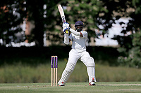A Raji of Ilford during Ilford CC vs Billericay CC, Shepherd Neame Essex League Cricket at Valentines Park on 25th May 2019