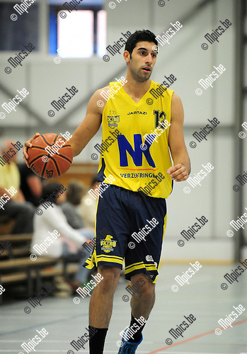 2014-08-17 / Basketbal / seizoen 2014-2015 / Okido Arendonk / Amirsaman Eghbali<br /><br />Foto: mpics.be