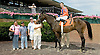 Kiteboarding winning at Delaware Park on 6/30/10