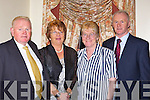 Tim Corcoran, Mary O'Donoghue, Mary Corcoran and Joe O'Donoghue Caherciveen at the Killorglin Rowing Club social in the Killarney Heights Hotel on Saturday night.   Copyright Kerry's Eye 2008