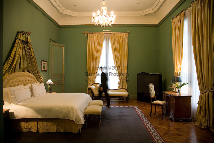 The Mansion's Presidential Suite at the Four Seasons  Buenos Aires