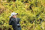 Masahiro Kawamura of Japan tees off during the 58th UBS Hong Kong Golf Open as part of the European Tour on 09 December 2016, at the Hong Kong Golf Club, Fanling, Hong Kong, China. Photo by Vivek Prakash / Power Sport Images