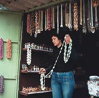 Reise nach Israel, 1970er Jahre. Journey to Israel, 1970s.