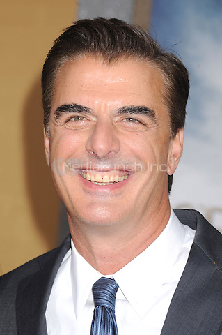 Chris Noth at the film premiere of 'Sex and the City 2' at Radio City Music Hall in New York City. May 24, 2010.Credit: Dennis Van Tine/MediaPunch