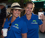 Alicee Freitas-Nichols and Beth Forshey at the Microsoft 8th Annual Charity Golf Tournament held at Red Hawk Golf and Resort in Sparks on Friday, August 19, 2016.