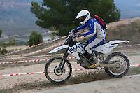 PRESENTACIÓN BMW G450X - Aras de los Olmos - Valencia - 28/9/2008