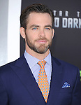 "Chris Pine at Paramount Pictures' Premiere of  ""Star Trek Into Darkness"" held at The Dolby Theater in Hollywood, California on May 14,2013                                                                   Copyright 2013 Hollywood Press Agency"