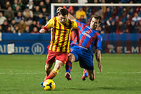 Levante - Barcelona (19-1-2014)