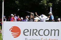 Marcel Siem (GER) during Wednesday's Pro-Am of the 2014 Irish Open held at Fota Island Resort, Cork, Ireland. 18th June 2014.<br /> Picture: Eoin Clarke www.golffile.ie