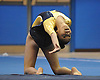Bethpage gymnastics at Long Beach High School Monday, January 4, 2016. Kathy Benitez - Floor