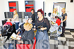 To Martha! Martha Fleming and her hard working staff at work in her new Unisex Hair Salon in Killorglin