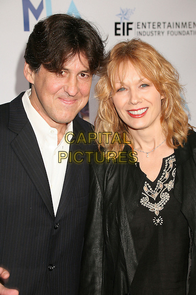 CAMERON CROWE & NANCY WILSON .Mentor LA's Promise Gala Honoring Tom Cruise at 20th Century Fox Studios, Century City, California, USA..March 22nd, 2007.half length black .CAP/ADM/BP.©Byron Purvis/AdMedia/Capital Pictures