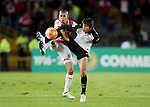 Santa Fe y Corinthians igualaron 1-1 en Bogotá, en partido válido por la Fase de Grupos de la Copa Libertadores 2016