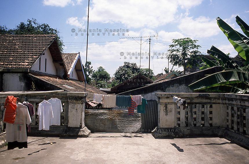 Indonesia, Java island: Yogyakarta.<br /> Indonesia; Giava: Yogyakarta
