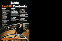 Liane Carroll article in Jazzwise Magazine