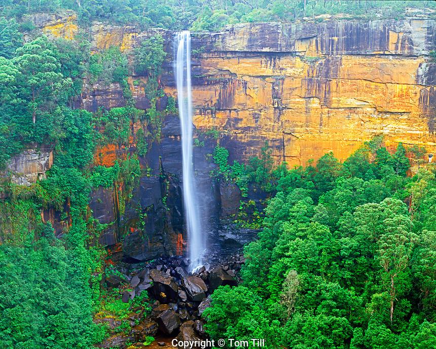 Fitzroy Falls, Morton National PArk, New South Wales, Australia, Southern Highlands Region