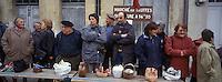 Europe/France/Midi-Pyrénées/46/Lot/Lalbenque : Marché aux truffes