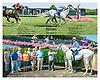 Hiram winning at Delaware Park on 8/1/15
