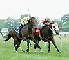 Hold True winning at Delaware Park on 7/28/12