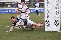 London Scottish v Doncaster Knights - 05/03/16 - Match Images