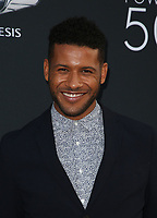 HOLLYWOOD, CA - AUGUST 10: Jeffrey Bowyer-Chapman, at OUT Magazine's Inaugural POWER 50 Gala & Awards Presentation at the Goya Studios in Los Angeles, California on August 10, 2017. Credit: Faye Sadou/MediaPunch