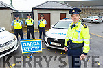 The Listowel Garda Station will be holding a Garda Day of action in the Listowel district on Friday.<br /> Front: Sgt Diarmuid O'Brien.<br /> Back l to r: Gda Stephen Tobin, Brian Doyle and Declan McDonagh.