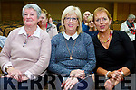 At RTE's Live line with  Joe Duffy, funny Friday at the Brandon Hotel on Friday were Ann O'Donnell, Noreen Breen and Mary Gleasure