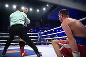 Fight Night Albertslund 15/2-2014<br /> Patrick Nielsen (DK) vs Tony Jeter (USA)