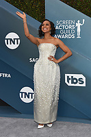 LOS ANGELES - JAN 19:  Nischelle Turner at the 26th Screen Actors Guild Awards at the Shrine Auditorium on January 19, 2020 in Los Angeles, CA